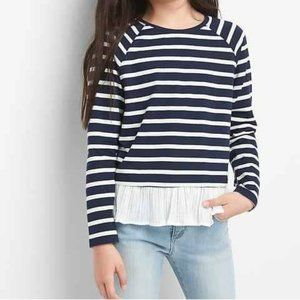GAP Kids Girl's Striped Top Size xxl (14-16)